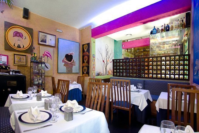 Restaurante Entre Suspiros Madrid